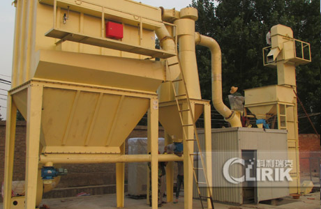 Augite/Pyroxene Grinding Plant/Powder Processing Plant