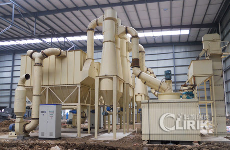 Feldspar powder processing plant/feldspar powder grinding mill
