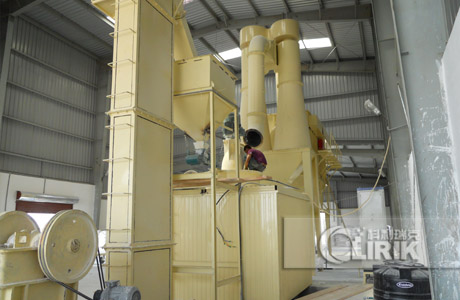 Granite powder processing plant/granite powder grinding plant