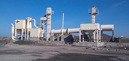 mineral powder processing equipment