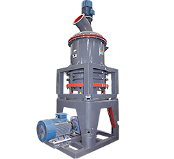 three-ring micro powder mill