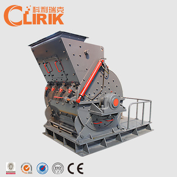 Coarse powder grinding plant