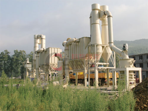 mineral grinding plants ,mineral processing plant