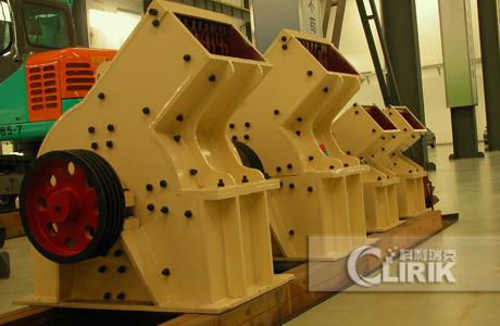 PC600*400 Hammer crushing plant