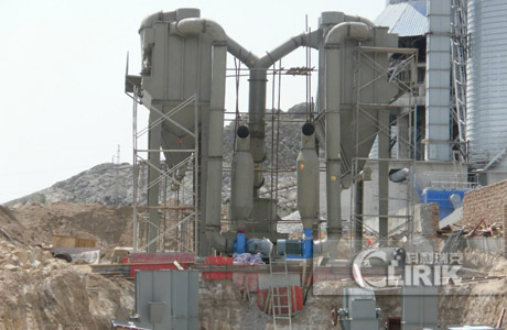 HGM90 Powder Grinding Plant/Powder Processing Plant