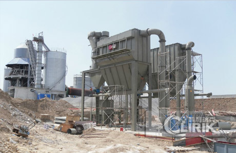 HGM100A Grinding Plant/Powder Processing Plant