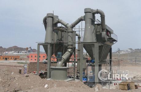 HGM125 Grinding Plant/Powder Processing Plant