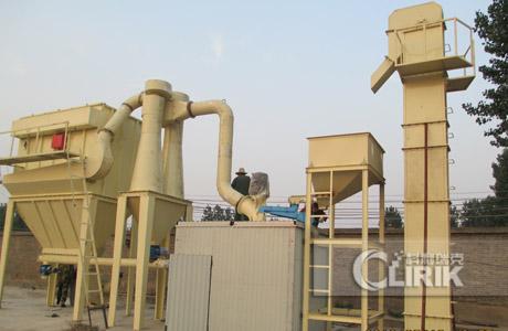 Brucite/Zincite Ore Grinding Plant/Powder Processing Plant