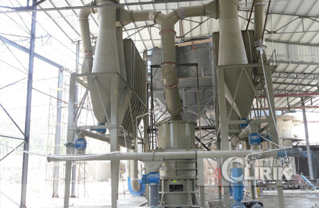 Quartz Grinding Plant/Powder Processing Plant