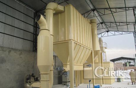 Graphite powder grinding plant/powder processing plant