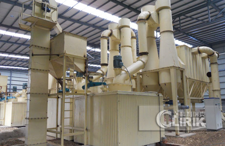 Mica powder processing plant/mica powder grinding plant