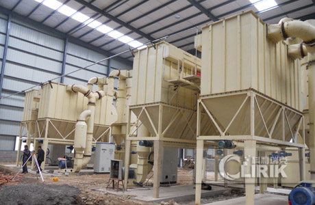 Dolomite powder processing plant/dolomite grinding plant
