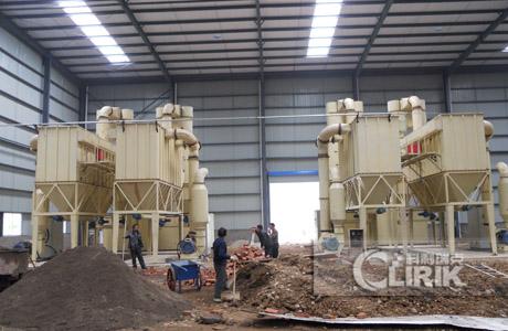 Bentonite powder processing plant/bentonite powder grinding plant