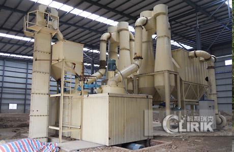 Diatomite powder processing plant/diatomite powder grinding plant