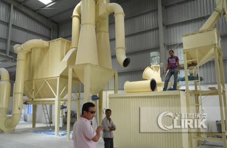 Bauxite grinding plant/bauxite powder processing plant