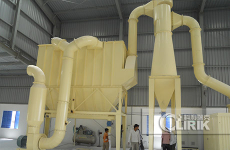 Fluorite grinding plant/fluorite powder processing plant
