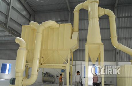 Fluorite grinding plant/fluorite powder processing plant