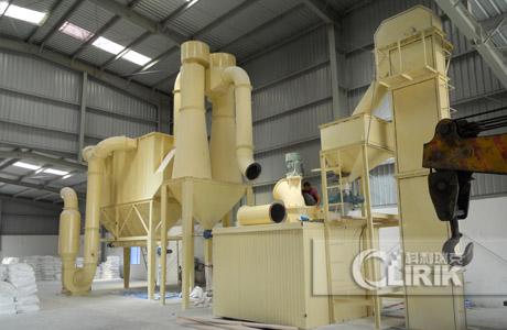 Zeolite grinding plant/zeolite powder processing plant