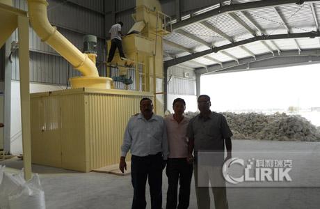 Petroleum coke powderprocessing plant/petroleum coke powder grinding plant