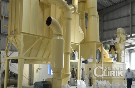 Carbon black powder processing plant/carbon black powder grinding plant