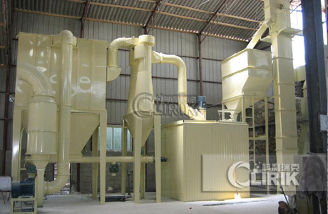 Hydrogen Phosphate/orthophosphate powder processing plant