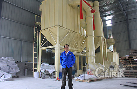 Mineral Grinding Plant/Mineral Powder Processing Plant
