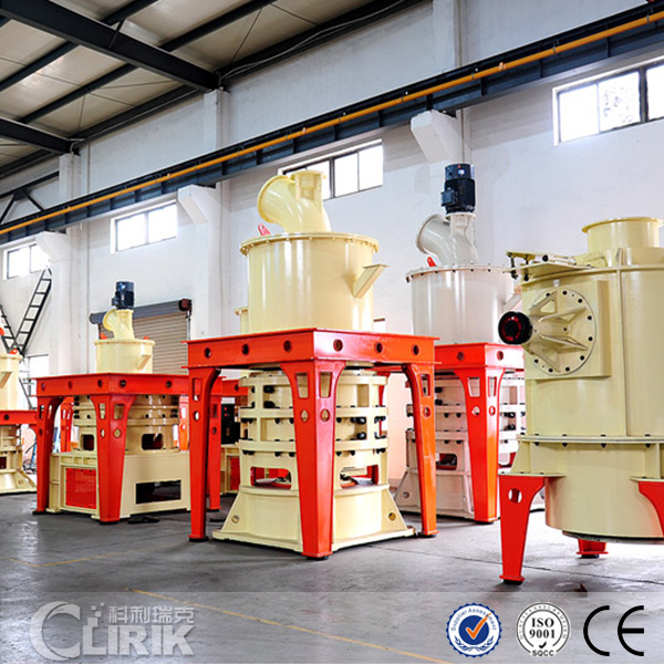 micro powder grinding plant